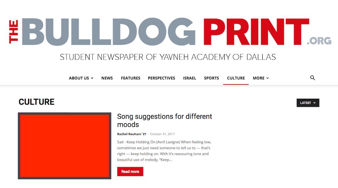 Bulldog Print — Case Study